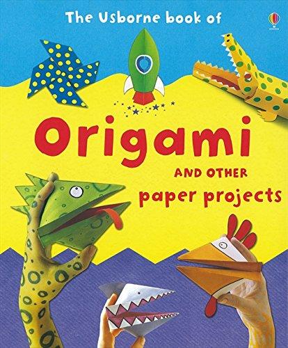 9780746087817: Book of Origami (Usborne Activities)