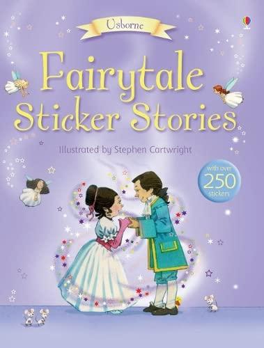 9780746087824: Usborne Sticker Fairytales