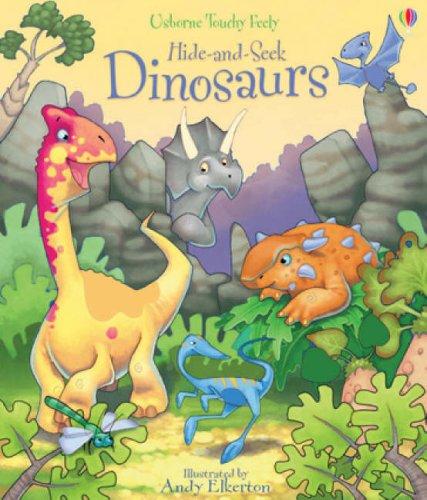 9780746087848: Hide and Seek Dinosaurs (Hide & Seek)