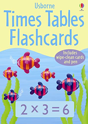 9780746087893: Times Tables Flashcards