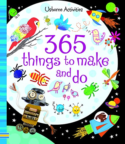 9780746087923: 365 Things to Make and Do (Usborne Activities)