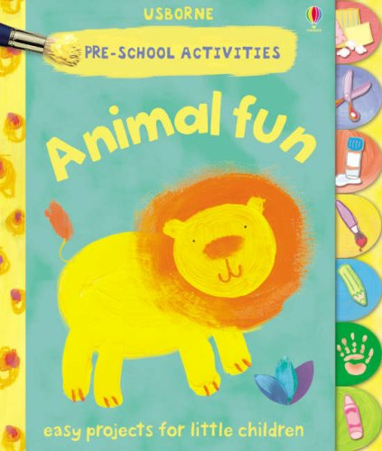 9780746088159: Preschool Activities:Animal Fun (Preschool Activities)