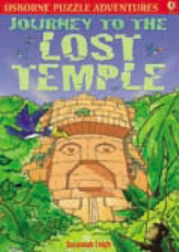9780746088265: Journey to the Lost Temple (Usborne Young Puzzle Adventures) (Usborne Young Puzzle Adventures S.)