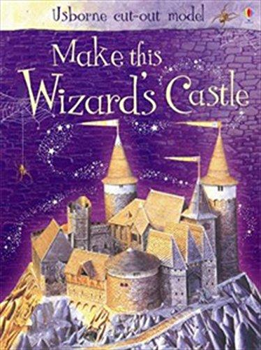 9780746088289: Make This Wizards Castle (Usborne Puzzle Adventures)