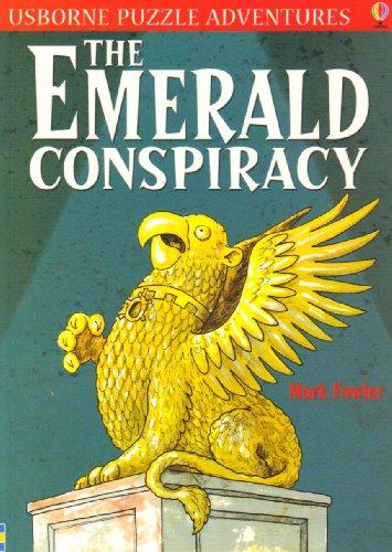 9780746088302: The Emerald Conspiracy (Usborne Puzzle Adventures)