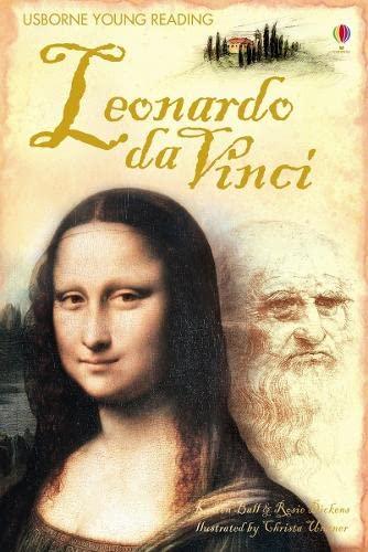 9780746088418: Leonardo Da Vinci (Young Reading Level 3)