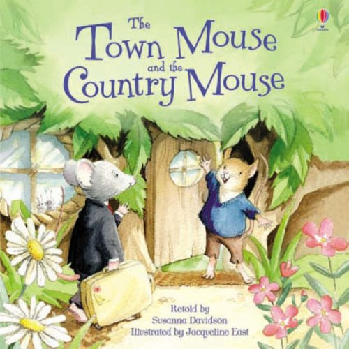 9780746088579: The Town Mouse and the Country Mouse (Picture Storybooks)