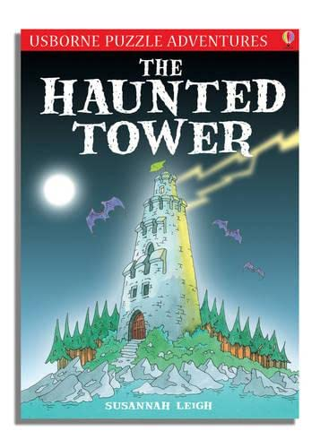 9780746088685: The Haunted Tower (Puzzle Adventures)