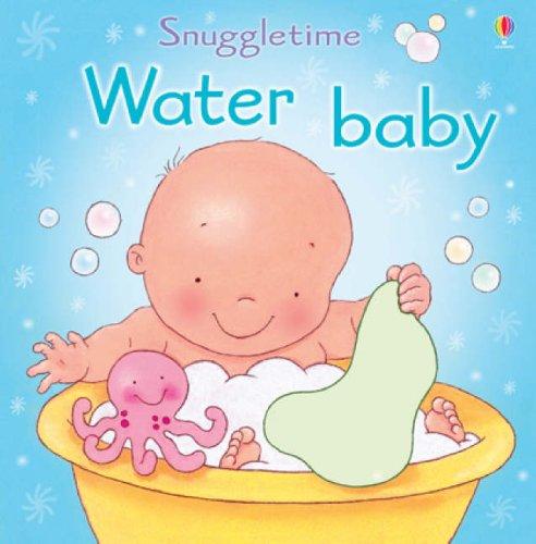 9780746088708: Water Baby (Usborne Snuggletime)