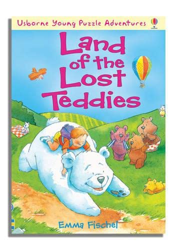 9780746088722: Land of the Lost Teddies (Usborne Young Puzzle Adventures)