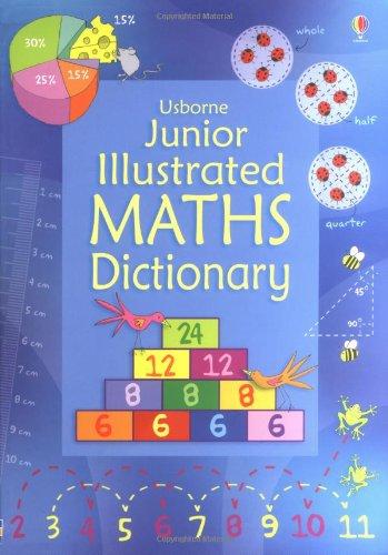 9780746088791: Junior Illustrated Maths Dictionary (Usborne Dictionaries)
