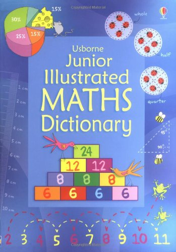 9780746088791: Junior Illustrated Maths Dictionary