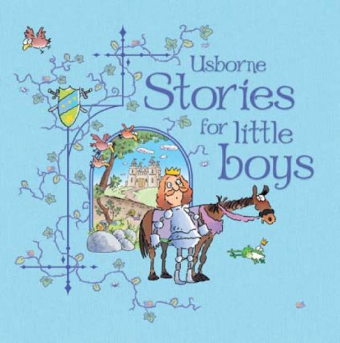 9780746088890: Stories for Little Boys (Usborne Anthologies and Treasuries)