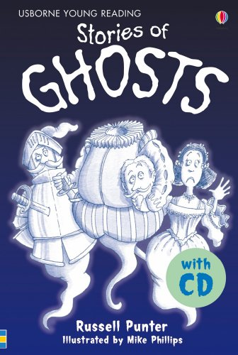 9780746089002: Stories of Ghosts (Young Reading CD Packs)