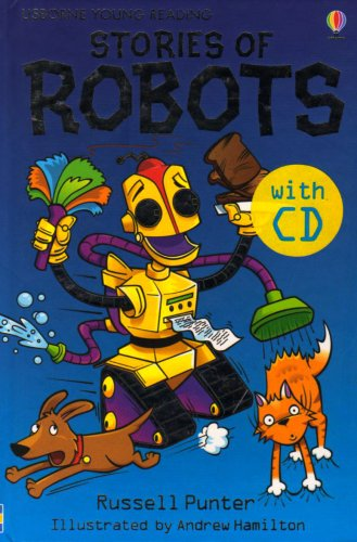 9780746089019: Stories of Robots (3.11 Young Reading Series One with Audio CD)
