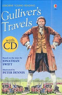 9780746089033: Gulliver's Travels (Usborne Young Reading)
