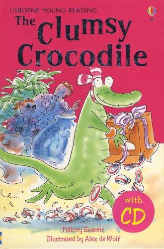 9780746089057: The Clumsy Crocodile