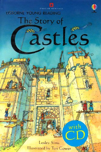 9780746089064: The Story of Castles (Young Reading CD Packs)