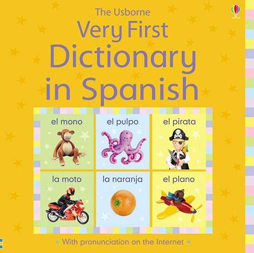9780746089071: Very First Dictionary in Spanish