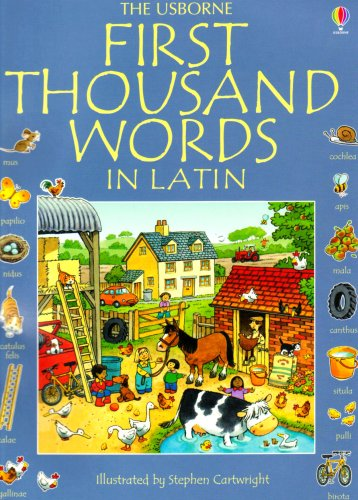 9780746089095: First Thousand Words in Latin