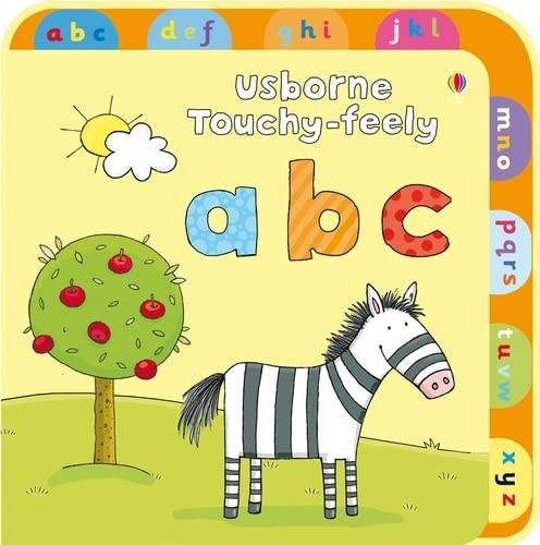 9780746089187: Touchy-feely ABC