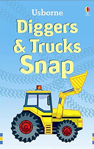 9780746089200: Trucks and Diggers Snap