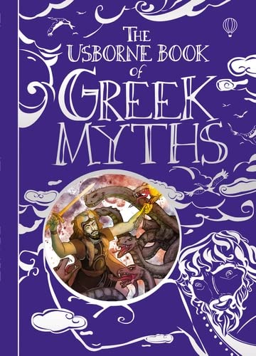 9780746089316: Usborne Book of Greek Myths (Usborne Myths & Legends)