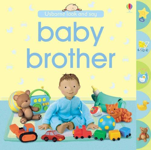 9780746089323: Baby Brother (Usborne Look and Say) (Look & Say)