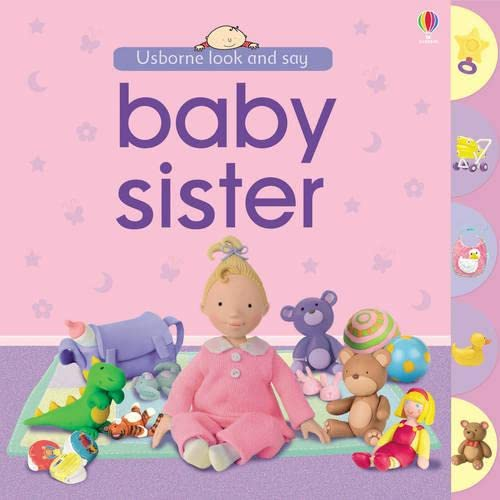 9780746089330: Baby Sister (Usborne Look and Say) (Look & Say)