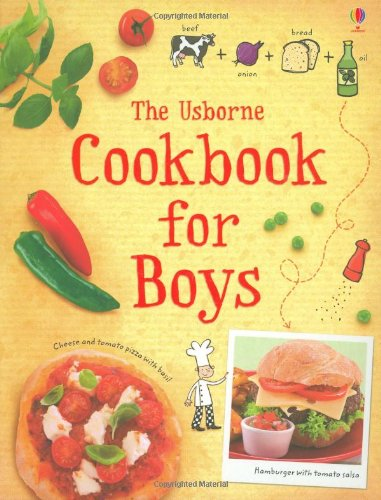 9780746089361: The Cookbook for Boys
