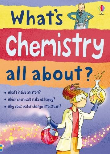 9780746089378: What's Chemistry All About?