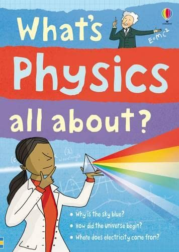 Whats Physics All About?: Kate Davies