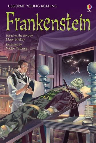 9780746089446: Frankenstein (Young Reading Series Three)