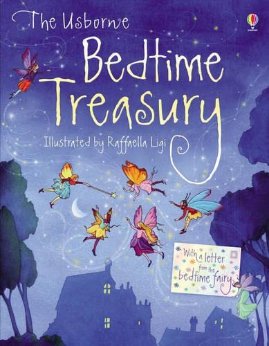 9780746089460: The Usborne Bedtime Treasury (Read-aloud Treasuries)