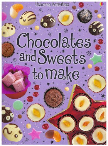 9780746089552: Chocolates and Sweets to make (Usborne first cookbooks)