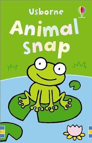 9780746089705: Animal Snap (Snap Cards)