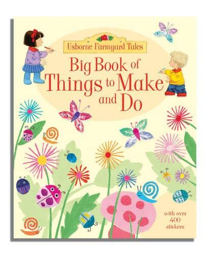 9780746089712: Big Book of Farmyard Tales Things to Make and Do