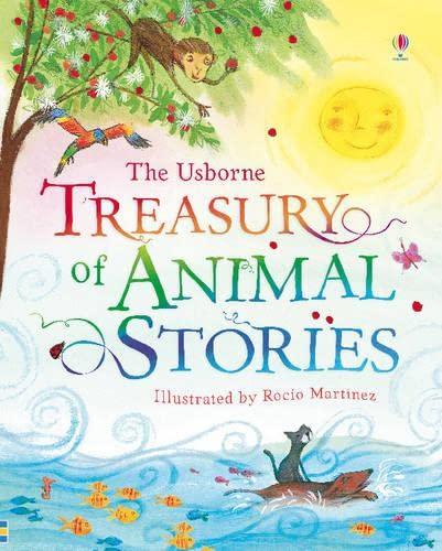 9780746090015: Treasury of Animal Stories (Usborne Anthologies and Treasuries)