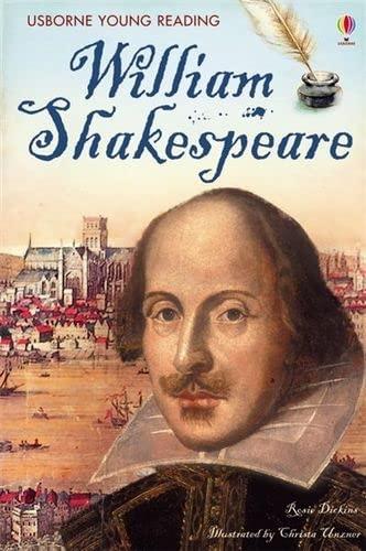 9780746090022: William Shakespeare (Usborne Young Reading Series)