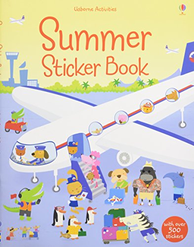 9780746090046: Summer Sticker Book (Sticker Books)