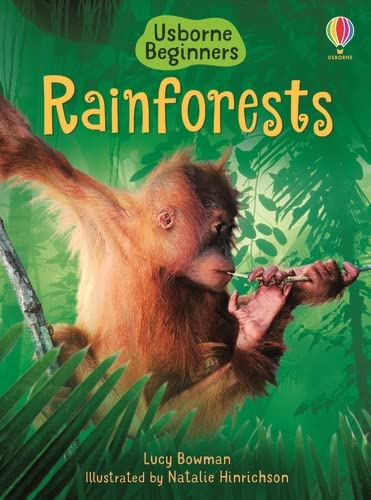 9780746090077: Rainforest (Beginners Series)