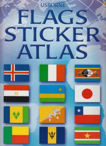 9780746090183: Flags Sticker Atlas