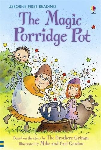 9780746090305: Magic Porridge Pot (First Reading Level 3)