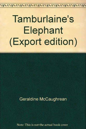9780746090572: Tamburlaine's Elephant (Export edition)