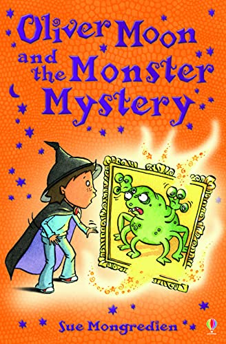 9780746090756: Oliver Moon and the Monster Mystery