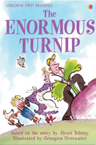 9780746090985: Usborne Guided Reading Pack: The Enormous Turnip (Usborne First Reading)