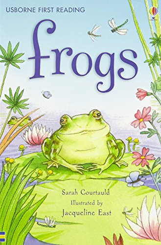 9780746091159: Frogs (First Reading Level 3)