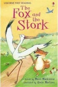 9780746091180: Fox Stork (First Reading Level 1)