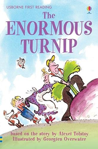 9780746091340: Enormus Turnip (First Reading Level 3)