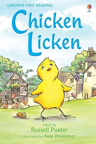 9780746091449: Chicken Licken (First Reading Level 3)